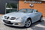 Mercedes-Benz SLK 200 K Roadster