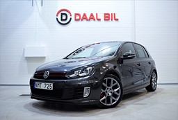 Volkswagen Golf GTI EDITION 35 235HK TAKLUCK BACKKAM
