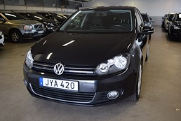 VW Golf VI GT 1.8 5dr (160hk)