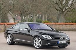 Mercedes-Benz CL 500 (5.5L/V8)