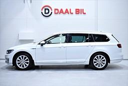 VW PASSAT GTE 1.4 218HK DRAG KAM FULL.SERV MOMS