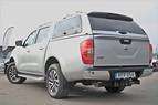 Nissan Navara 2.3 dCi 4WD / Kåpa / Moms / S+V Hjul 190hk