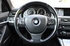BMW 520d Touring Drag Värmare Läder Nyservad