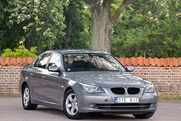 BMW 520 d Automat / NYINKOMMEN!!