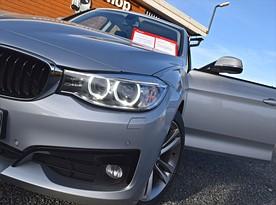 BMW 318d GT SportLine