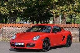 Porsche Cayman 3.4 S Sport Aut Limited Edition