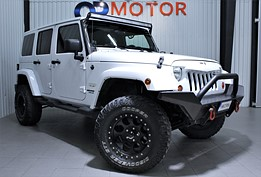Jeep JK WRANGLER UNLIMITED
