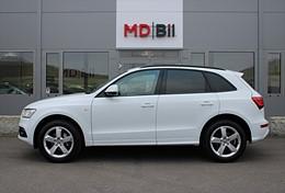 Audi Q5 2.0TDI 190HK Q S Tronic S Line Drag EU6