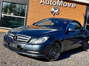 Mercedes-Benz E 220 CDI Cabriolet