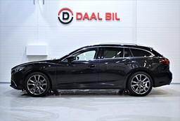 Mazda 6 WAGON 2.2 AWD 175HK MOMS D-VÄRM SE.UTR!!