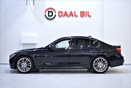 BMW 318D 150HK M-SPORT TAKLUCK H&K ALCANTARA