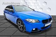BMW 520d xDrive Touring Steptronic M Sport Euro 6 190hk