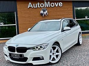 BMW 330d Sport Steotronic (258hk)