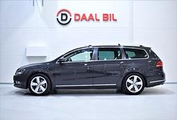VW Passat VARIANT 2.0 TDI 4-MOTION 140HK DRAG SKINN