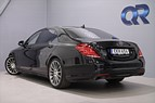 Mercedes-Benz S 500 4M / L / BURMESTER / MAX UTRUSTAD