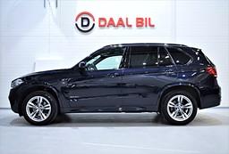 BMW X5 30D XDRIVE 258HK M-SPORT PANO NAVI