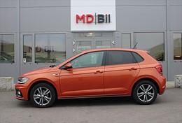 Volkswagen Polo TSI95 DSG R Line 182mil!!  MKT.SPEC!!!