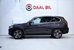 BMW X5 30D XDRIVE 258HK PANORAMA D-VÄRM NAVI