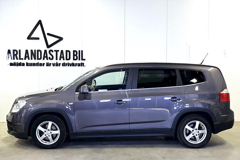 Chevrolet Orlando 163hk Aut 7-sits /En Ägare