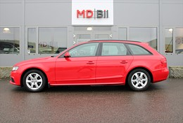 Audi A4 Avant 2,0 TDI Proline Drag Xenon 1 ägare