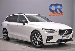 """Volvo V60 T5 R-Design /Hud/ Läder/ 20""""/ Läder 250hk"""