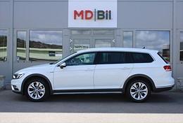 Volkswagen Passat Alltrack 2,0 TDI 190hk 4M Executive Dragpaket Värmare Momsbil