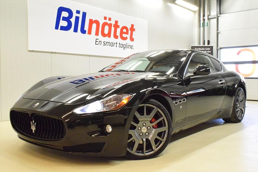 Maserati GRAN TURISMO 4.2 Coupé (405hk)