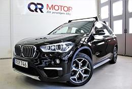 BMW X1 sDrive 18d Euro 6  Dragkrok 150hk