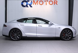 Tesla P85D AWD Single Speed Leasbar