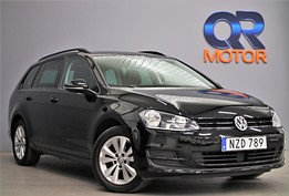 VW Golf VII 1.6 TDI BlueMotion Sportscombi (110hk)