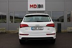 Audi Q5 2,0TDI Quattro S Line Drag Halvläder Nyservad