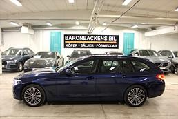 BMW 520 d xDrive Navi*Värmare*Drag Sportline  Eu6 190hk