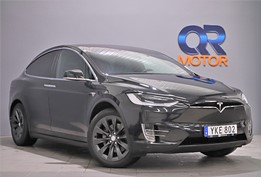 Tesla Model X 100D / Autopilot / S+V Hjul / 6 Sits / 423hk