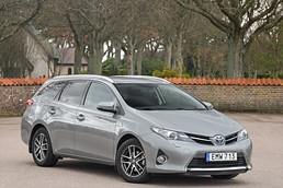 Toyota Auris 1.8 HSD Touring Hybrid