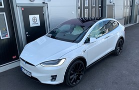 Tesla Model X LongRange AWD Full utr!