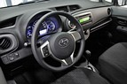 Toyota Yaris Hybrid 1.5 VVT-i CVT S+V 101hk