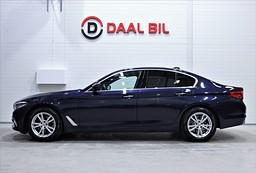 BMW 520D XDRIVE 190HK LUXURY LINE NAVI M.VÄRM 360°KAMERA