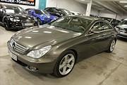 Mercedes-Benz CLS 500 7G-Tronic 388hk Svensksåld
