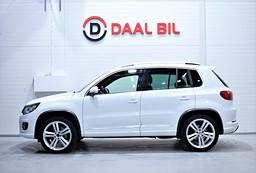 VW Tiguan 2.0 TDI 184HK 4M R-LINE KAM DRAG D-VÄRM