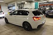 BMW 118 d 5-door Automat M-Sport Eu6 150hk