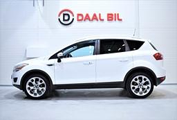 Ford Kuga 2.0 TDCi 136HK 4X4 DRAG PANORAMA NY.SERV