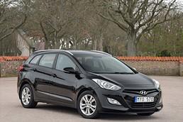 Hyundai i30 1.6 CRDI Business Kombi / INKOMMANDE!!