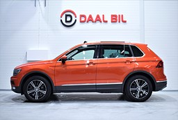 VW Tiguan 2.0 TDI 190HK 4M EXECUTIVE PANO DRAG KAM