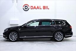 VW Passat SC 2.0 TDI 240HK 4M KAM D-VÄRM DRAG NY-REM