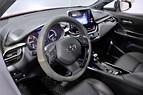 Toyota C-HR 1.8 HSD (122hk)