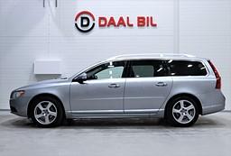 Volvo V70 II D3 SUMMUM 163HK P-VÄRM KAMERA DRAG FULLSERV SE.UTR