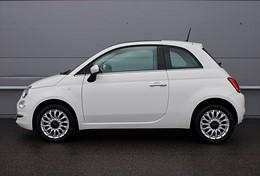 Fiat 500 1.2 69hk Lounge Panorama 2584mil