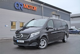 Mercedes V 220 d Plus Skinn 8-Sits 163hk Leasbar