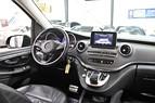 Mercedes V 220 d Plus Skinn 8-Sits 163hk Leasbar