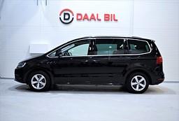 Volkswagen Sharan 2.0 TDI 140HK 4-MOTION 7-SITS NAVI NY.SERV